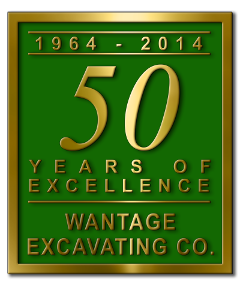 Graphic for 50 years in the business